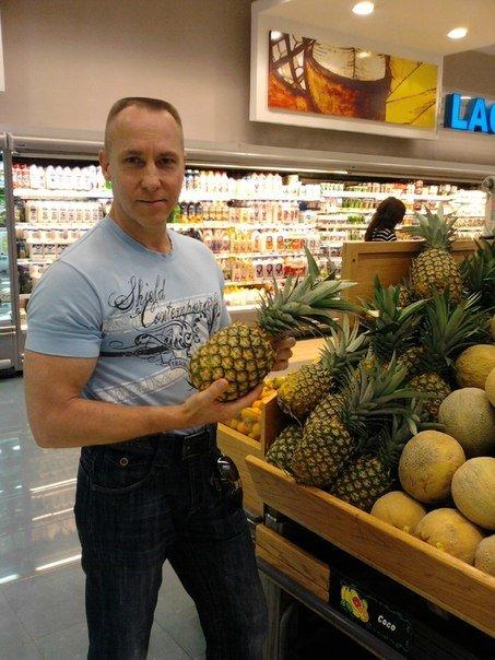 Алексей Ятленко сыроед