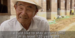 долгожители японцы