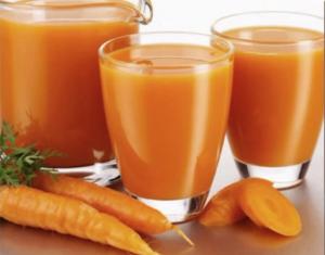 морковь сыроедение