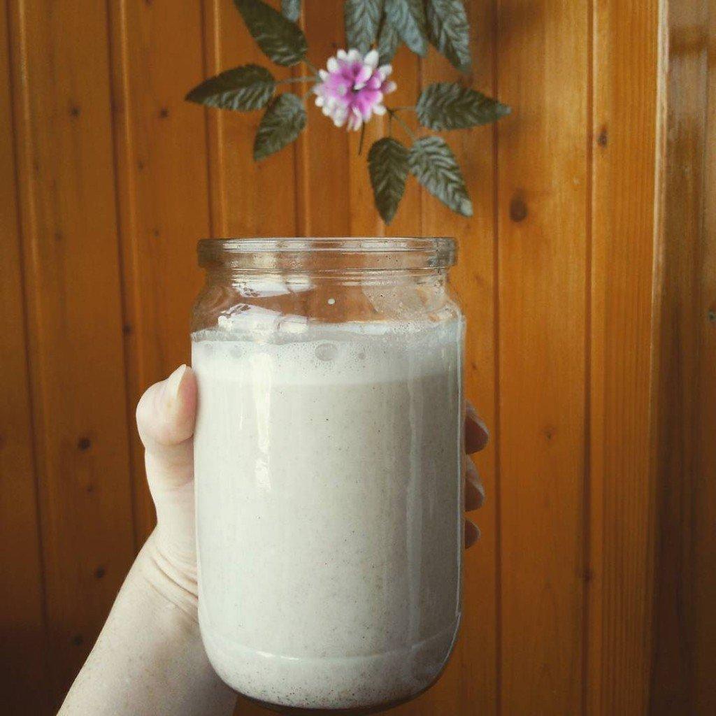маковое молоко, как сделать маковое молоко, растительное молоко, польза мака,